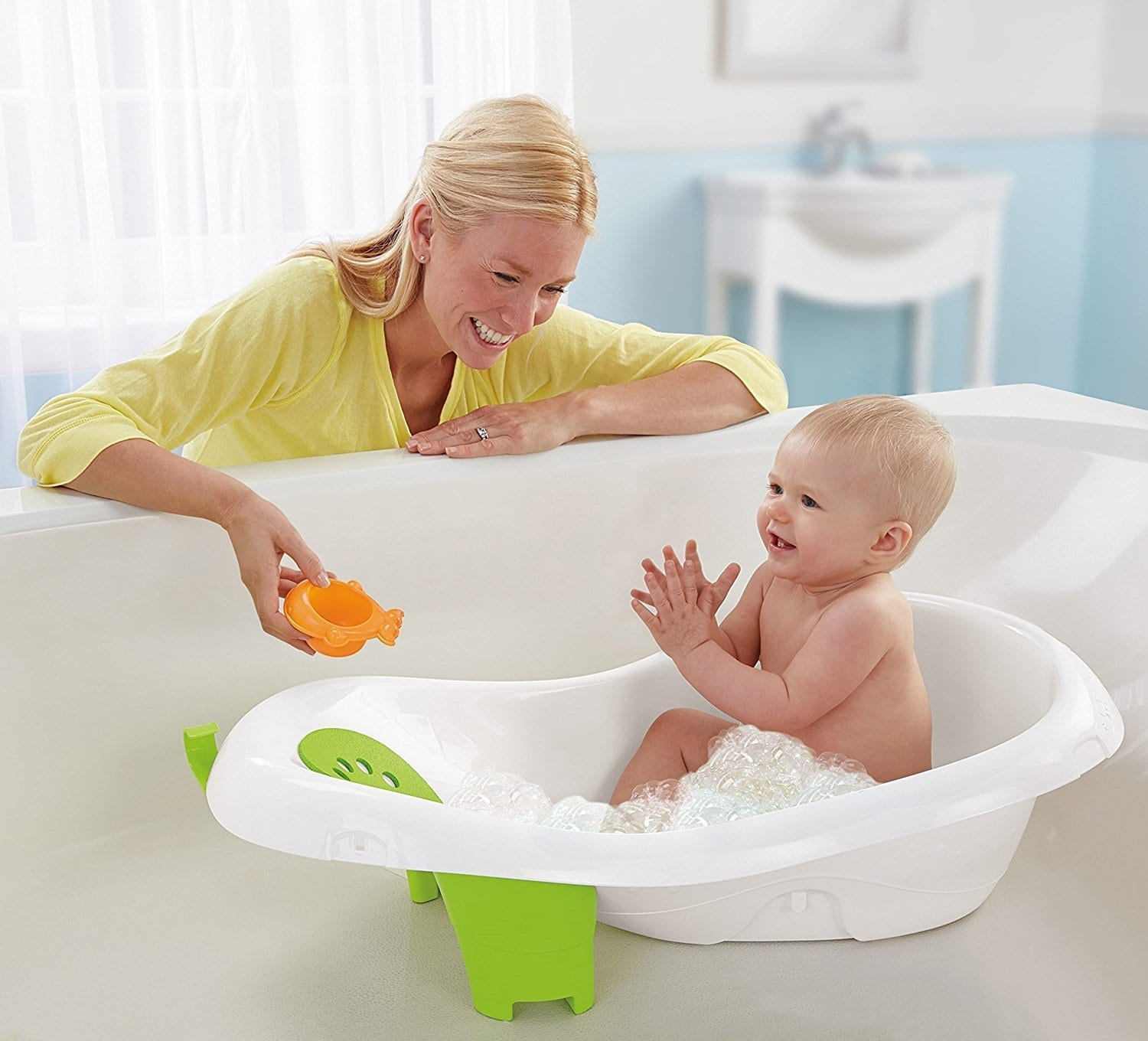 Fisher Price Sling Amp Seat Baby Bath Set Buy Online