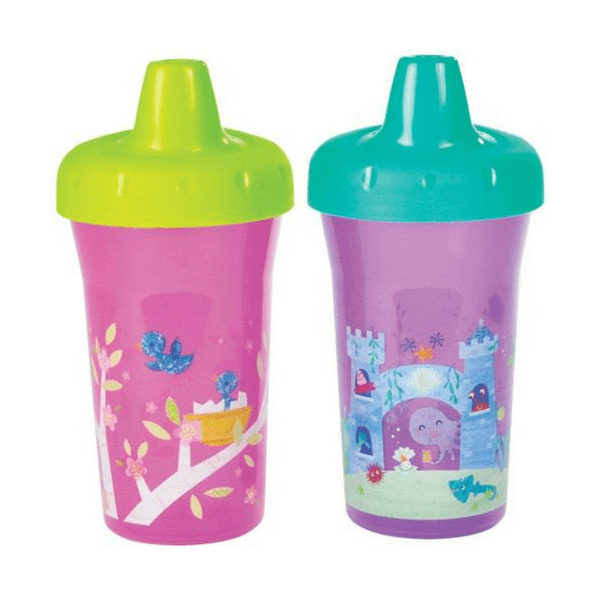 the first years sippy cups 2 pack babybliss. Black Bedroom Furniture Sets. Home Design Ideas