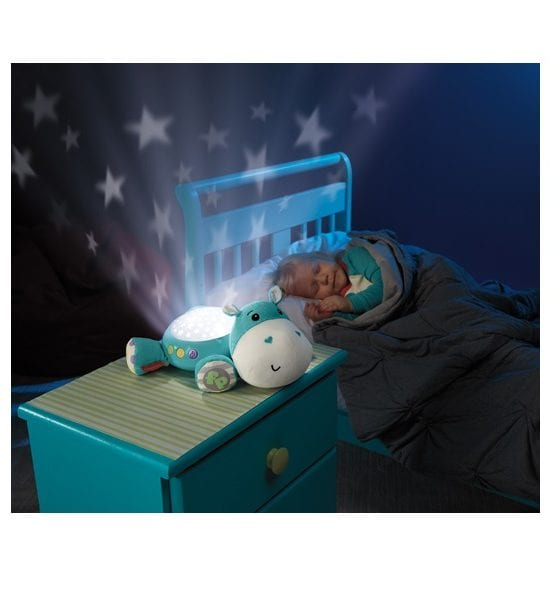 Fisher-Price-Hippo-Plush-Projection-Soother-11557