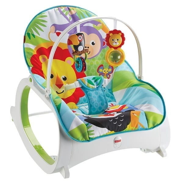 Fisher Price Infant To Toddler Rocker Rainforest Babybliss