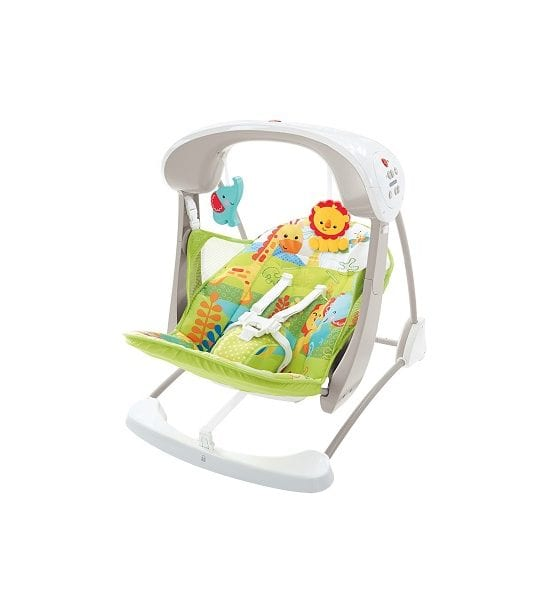 Fisher-Price-Rainforest-Take-Along-Swing-Seat-11014