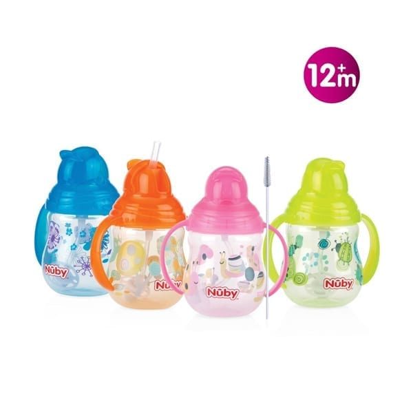 Nuby Twin Handle Flip It Buy Online Babybliss Com Ng