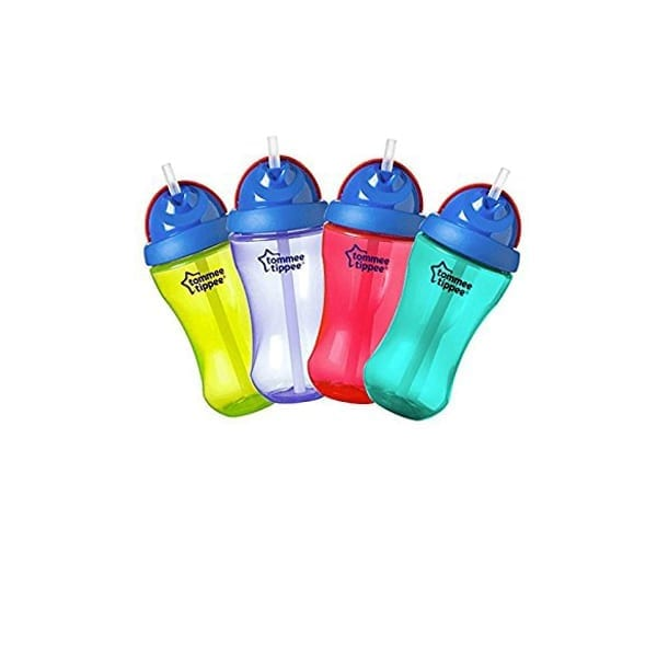 Tommee Tippee Essentials Straw Bottle1 - Copy