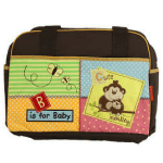 Fisher Price Luv U Zoo Diaper Bag