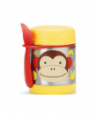 Zoo Insulated Little Kid Food Jar - Monkey