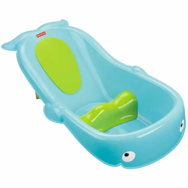 Fisher Price Whale Of A Tub 6months Babybliss