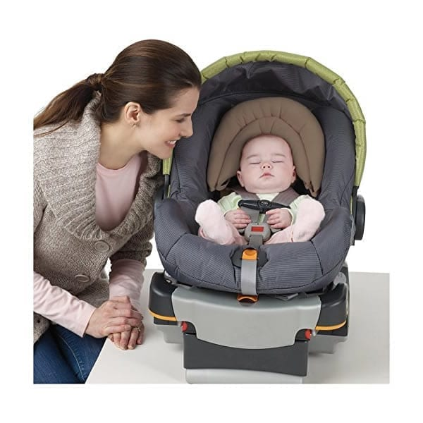 Jeep Grow With Me Double Head Support Super Soft Babybliss