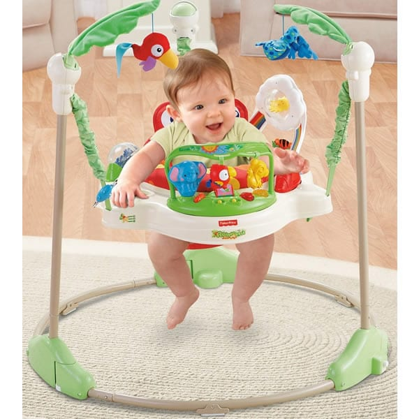 e2f7732bb Fisher-Price Rainforest Jumperoo