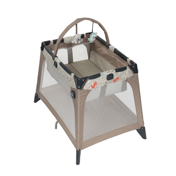 Uploaded ToGraco Pack n Play Playard Nimble Nook Woodland Walk