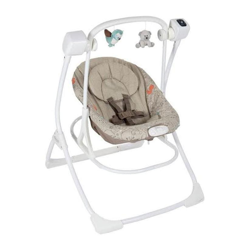 Graco Swing Cozy Duet Woodland Friends