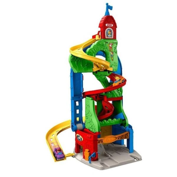 Fisher Price Little People Sit N Stand Skyway Babybliss