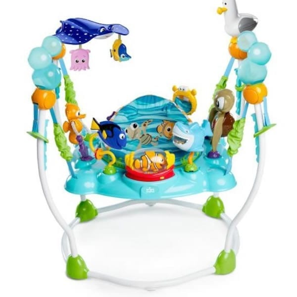 usa cheap sale modern techniques enjoy discount price Bright Starts Disney Baby Finding Nemo Sea of Activities Jumper