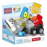 Mega Blocks First Builders Zippy Zach Building Kit