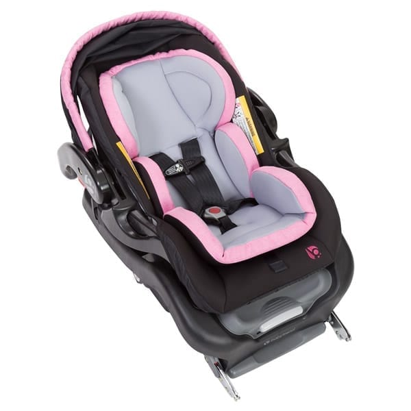 Baby Trend Secure Snap Gear 35 Infant Car Seat Pink