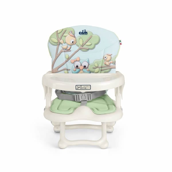 Cam Smarty With Soft Padding Babybliss