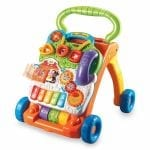 Vtech sit to stand detachable activity panel & walker