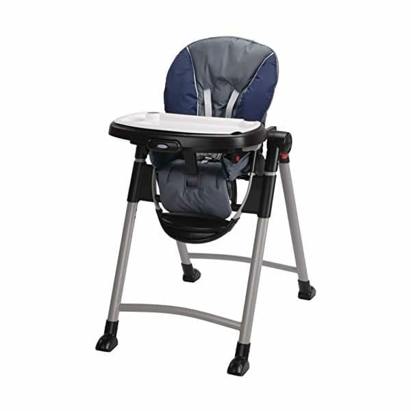 Graco Contempo High Chair Midnight Babybliss