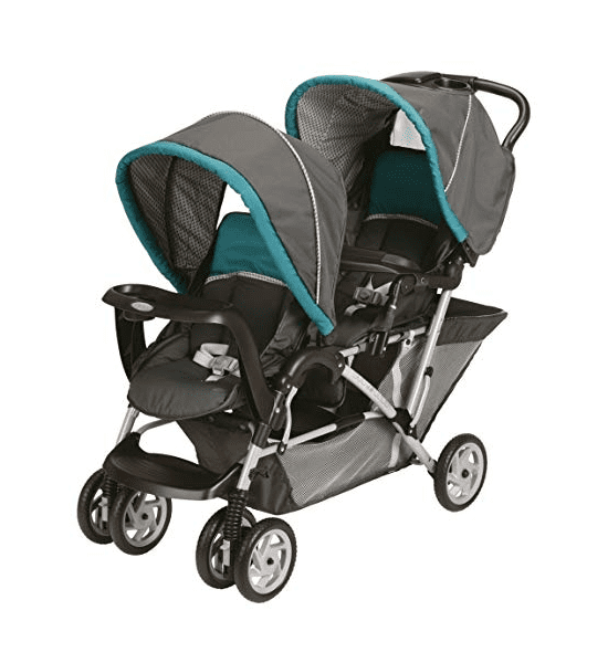 Graco DuoGlider Classic Connect Stroller Dragonfly Stadium