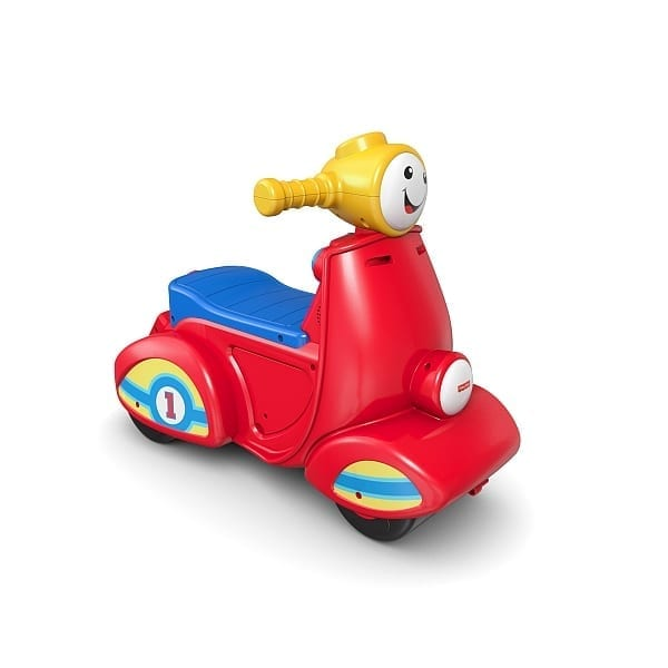 Fisher Price Laugh Amp Learn Smart Stages Scooter English