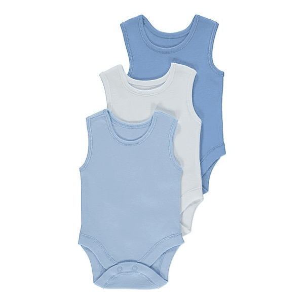 George Baby Bodysuits