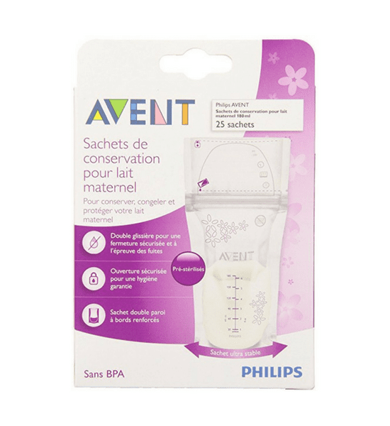 Philps Avent Breast Milk Bag