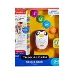 Fisher Price Think & Learn, Seek & Spell Penguin
