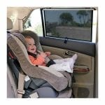 Dreambaby Wide Car Window Shade, Black