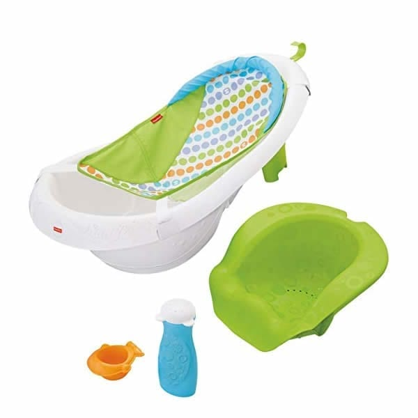 Fisher Price 4‑in‑1 Sling N Seat Tub Babybliss
