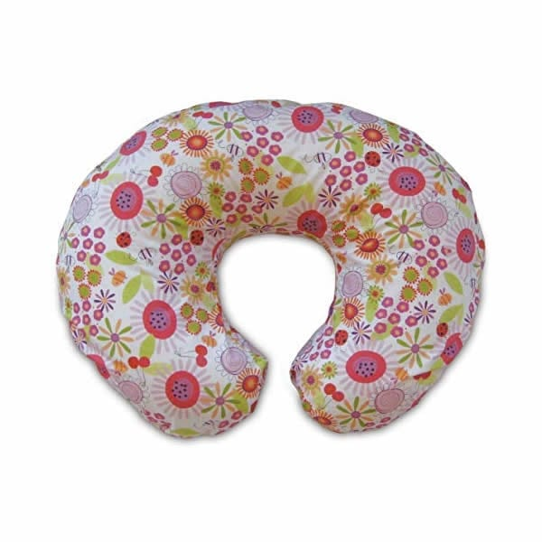 Bobby Slip Covered Feeding and Infant Support Pillow - Sunny Day