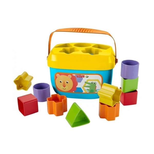 Fisher‑Price Baby's First Blocks