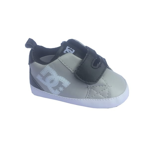 Quick Silver Baby Boys Shoe -Ash & black 6/12 Months