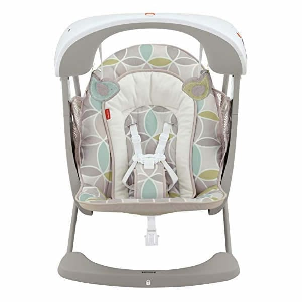 Fisher Price 2 in 1 Deluxe Take-Along Swing & Seat