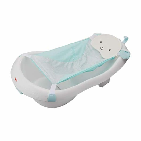 Fisher‑price Comfy Cloud Calming Vibrations Tub