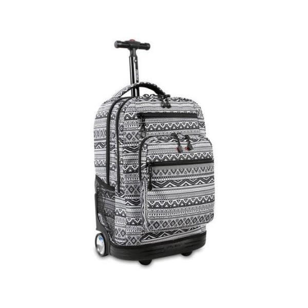 J World New York Sundance Rolling Backpack - Tribal  91e39cc964ae8