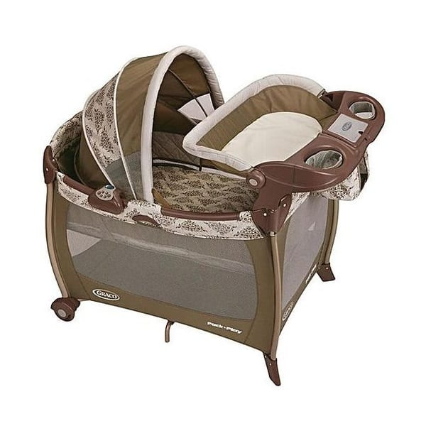 Graco Pack 'n Play Silhouette Playard, Farrow