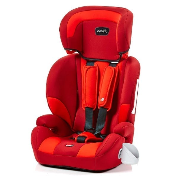 Evenflo - Sutton 3-In-1 Booster Car Seat - W6RD