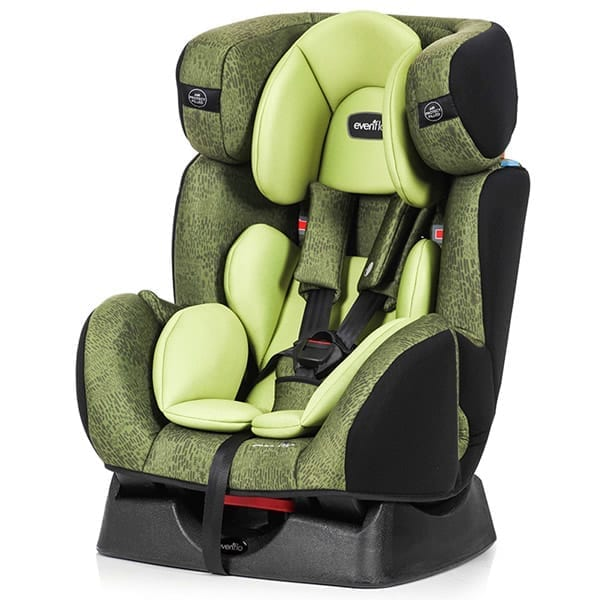 Evenflo - Duran Convertible Carseat Light Green - BLSH-B