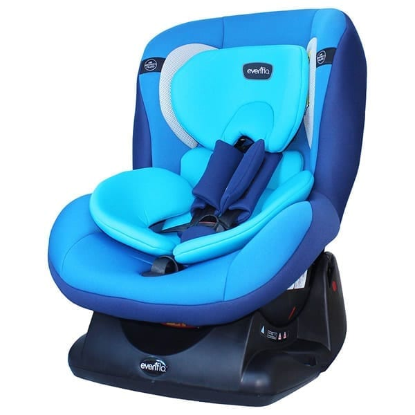 Evenflo - Erta+ Convertible Car Seat - Sea Blue (E7BE-B)