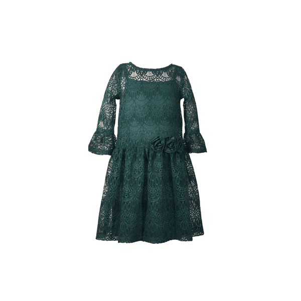 Bonnie Jean Cord Lace Dress X46210