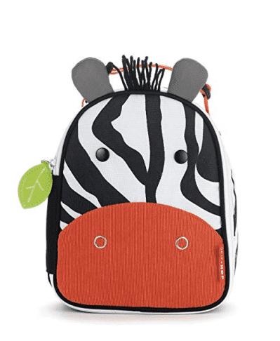 Skip Hop Zoo Lunchie ( Zebra )