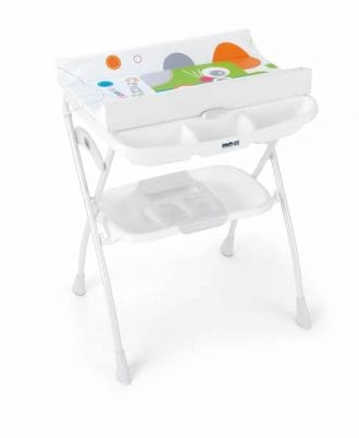 CAM Standing Baby Bath with Changer VOLARE, cam bath, baby bath, standing bathtub