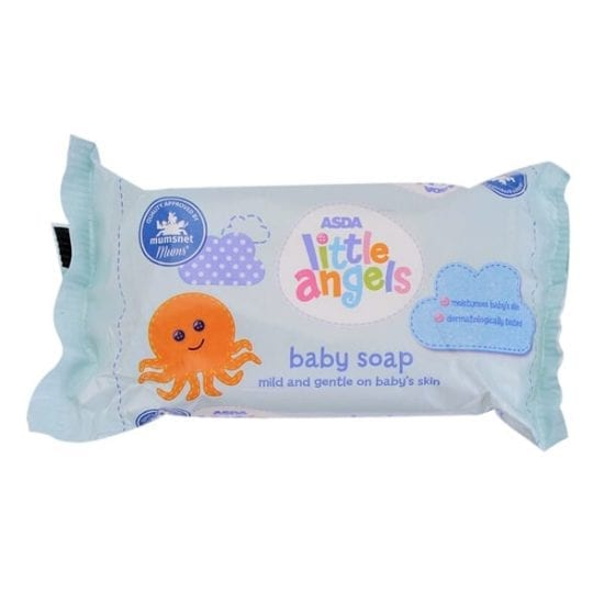 Little Angels Baby Soap, baby soap, bath essentials