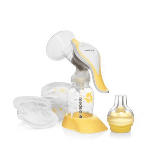 Medela Harmony single manual breast pump
