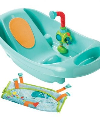 Summer Infant My Fun Tub with Sprayer, Summer Infant My Fun Tub, summer infant, toddler bath, infant bath tub, newborn bath tub, bath tub