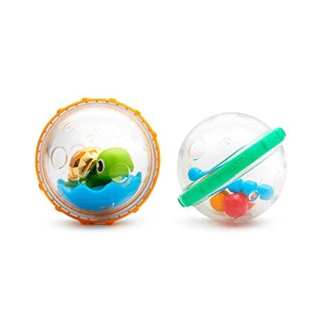 Munchkin Bath Float and Play Bubble Balls, Munchkin Float and Play Bubbles Bath Toy, Munchkin, bath toy, bathing, babybliss