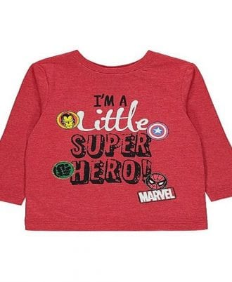 Buy George Marvel Comics Baby Boys T-Shirt Online | BabyBliss Nigeria