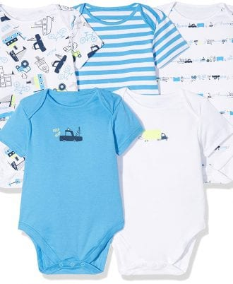 Buy Mothercare boys bodysuits online | BabyBliss Nigeria