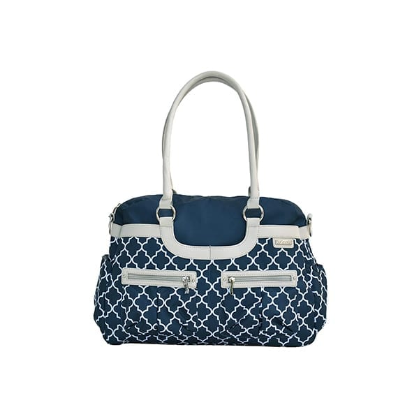Kalencom Nola Tote Changing Bag Spot On Stone